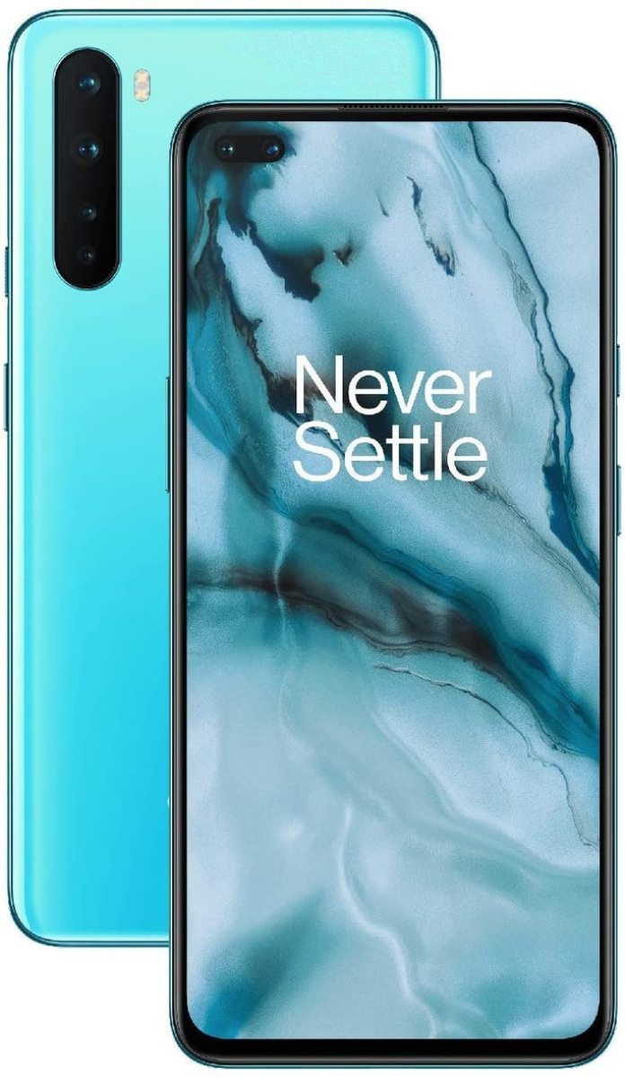 This is the OnePlus Nord