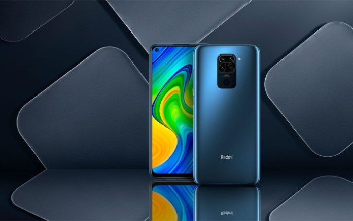 Xiaomi Redmi Note 9 promotion