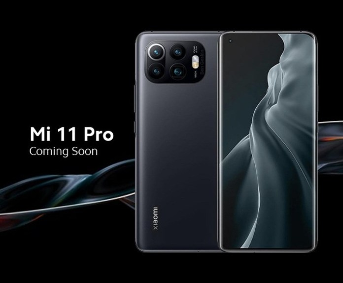 First unofficial render of the Xiaomi Mi 11 Pro