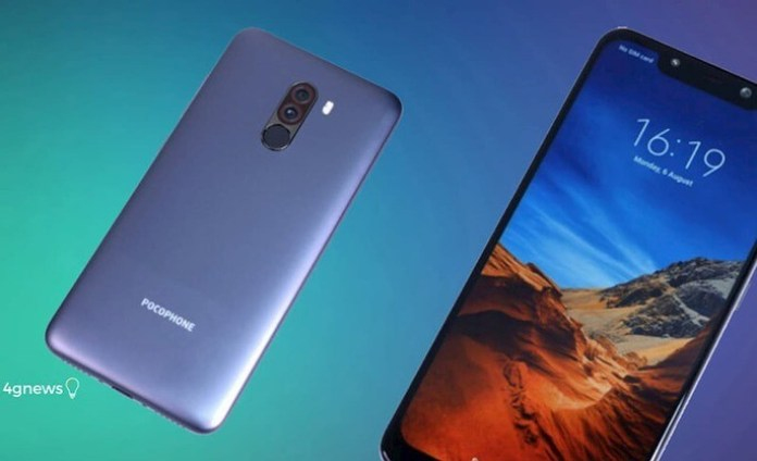 This is the Pocophone F1