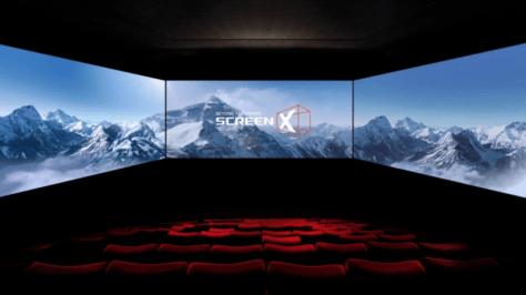Kinepolis lanceert ScreenX met Birds of Prey op 3 schermen in Antwerpen