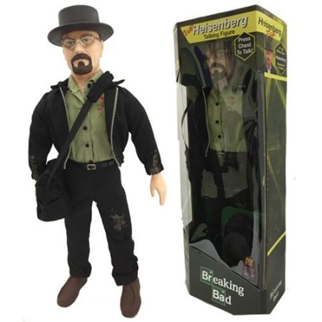 Breaking Bad Fight Heisenberg 17-Inch Talking Figure SDCC Ex