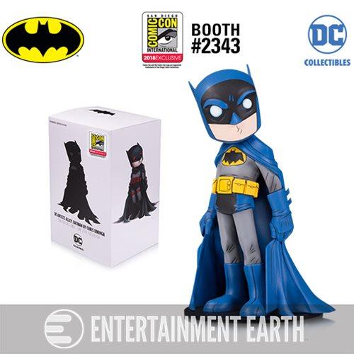 DC Artists' Alley Batman Uminga Blue & Gray Var. Figure Exc.