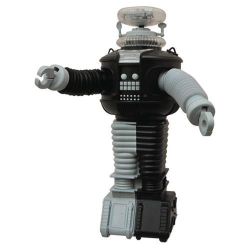 Lost In Space B-9 Robot Antimatter Electronic Action Figure