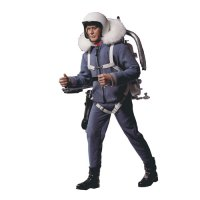 Lost in Space John Robinson with Jetpack 1:6 Action Figure