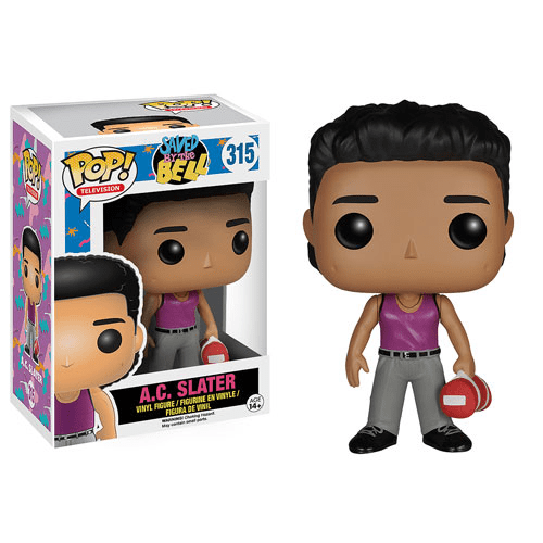 Saved By The Bell A.C. Slater Pop! Vinyl Figure