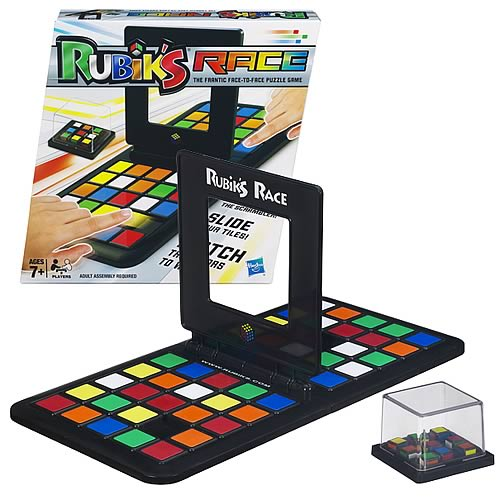 Rubiks Race Game  Hasbro Games  Rubiks Cube  Games at Entertainment Earth