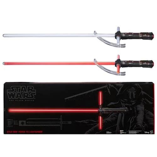 Star Wars TFA Kylo Ren Force FX Lightsaber Prop Replica