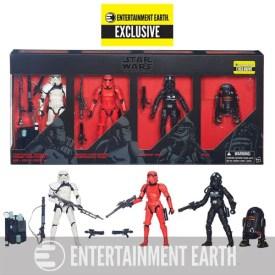Star Wars Black Series 6-Inch Action Figures- EE Exclusive