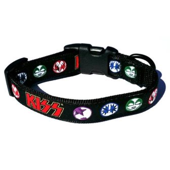 KISS Small Dog Collar