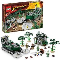 LEGO 7626 Indiana Jones Jungle Cutter - Lego - Indiana ...