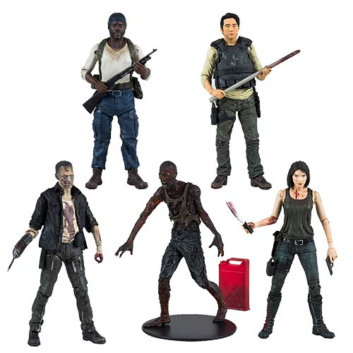 The Walking Dead Action Figures Series 5