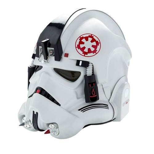 Star Wars AT AT Driver Standard Helmet Prop Replica