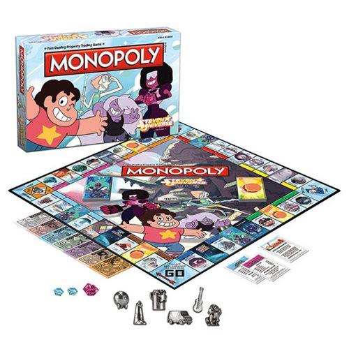 Steven Universe Monopoly Game