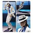 Michael Jackson Smooth Criminal SH Figuarts Action Figure