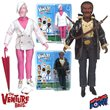 The Venture Bros. Pete White and Jefferson Twilight Figures