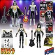 KISS Love Gun 3 3/4-Inch Action Figures Series 1 Set