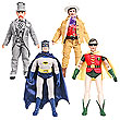 Batman Classic 1966 TV Series 3 8-Inch Action Figure Set