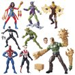 Amazing Spider-Man Marvel Legends Figures Wave 7