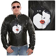 KISS The Starchild Leather Street Jacket