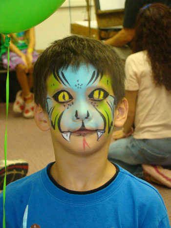face painting entertainment exchange