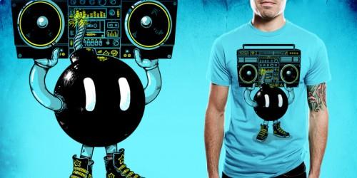 16 T-Shirt design