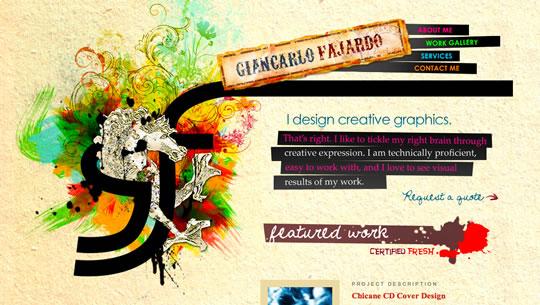 24 Colorful Website Design