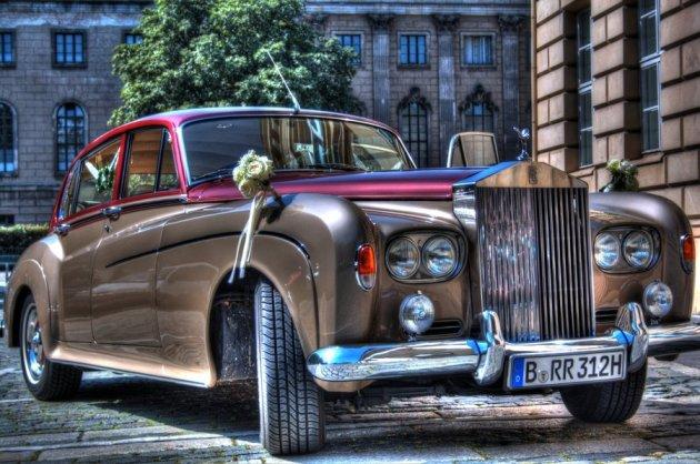 Rolls Royce HDR