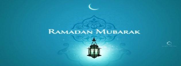 Ramadan Mubarak Facebook Cover Photos 2013