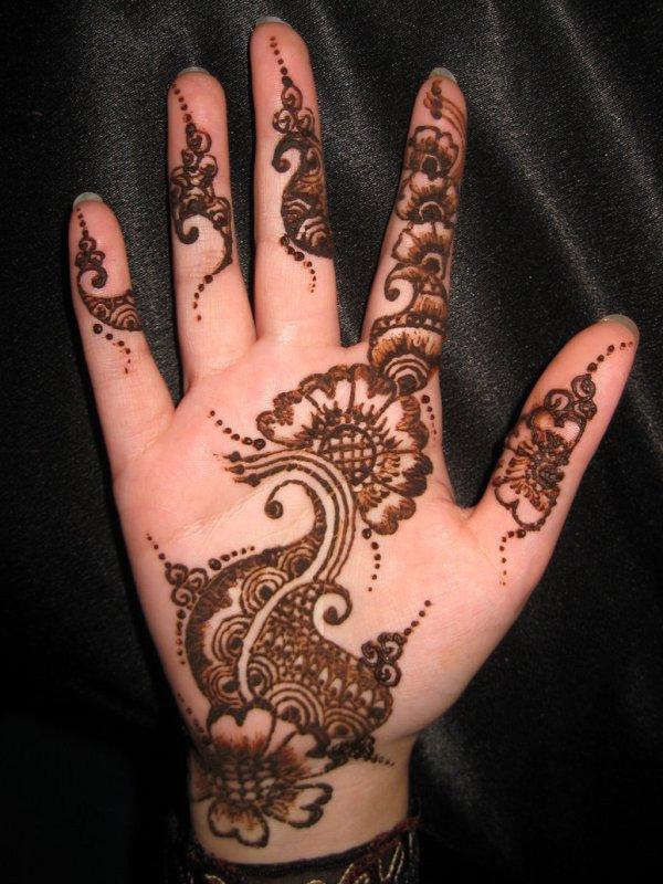Mehndi for Eid
