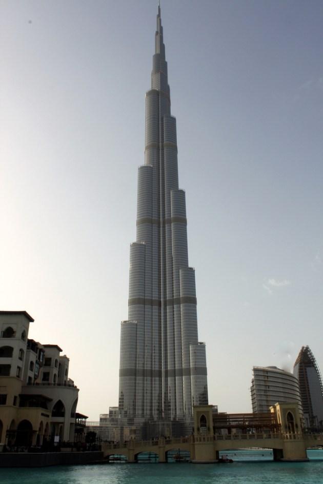 Burj Khalifa Tower Dubai, United Arab Emirates