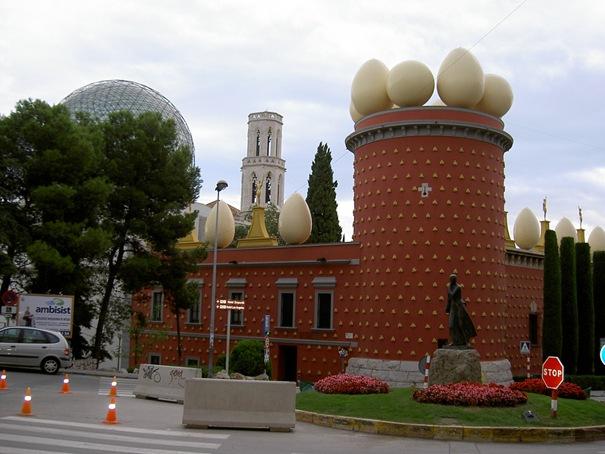 Torre Galatea Figueras (Spain)