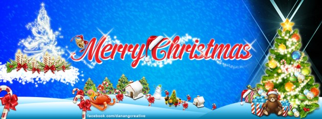 Merry Christmas facebook Timeline Cover