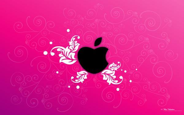 Mac Valentines Day Wallpaper