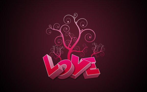 Happy Valentines Day Love Wallpaper