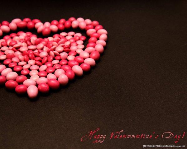 Sweet Heart Valentine's Day Wallpaper
