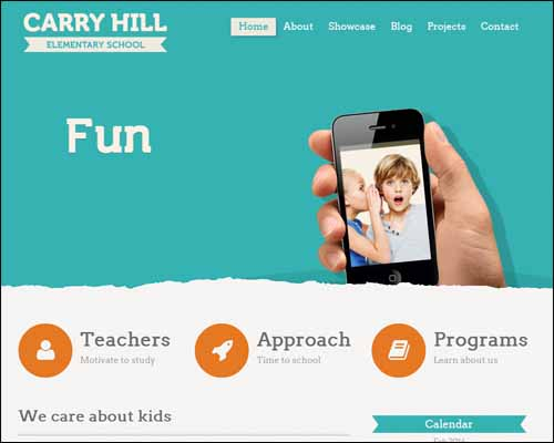 Carry Hill School