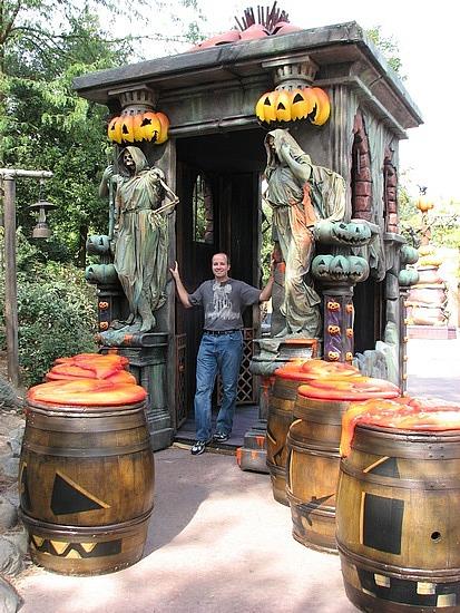 Spooky Halloween Decoration