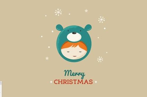 Cute Christmas Characters