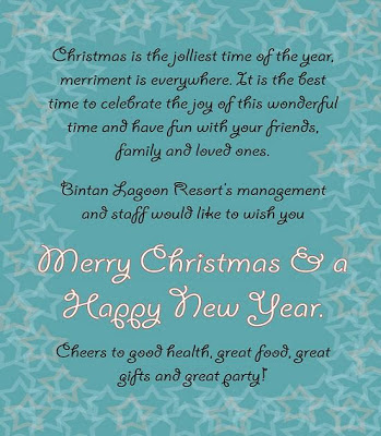 7 Christmas greeting message