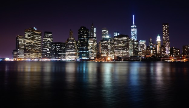Manhattan Nightscape