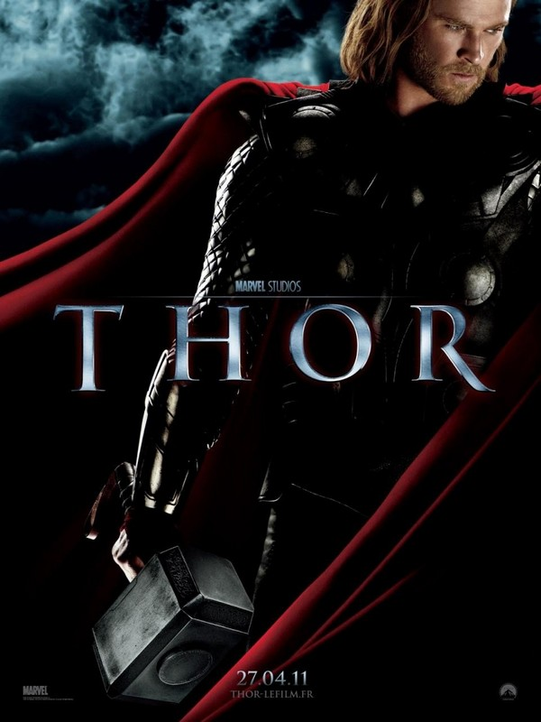 Thor - awesome movie poster
