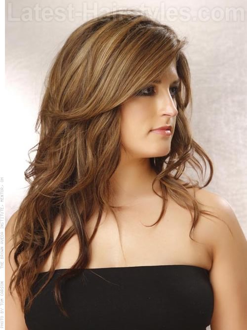 Long Layered Hairstyles 3