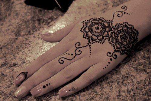 arabic floral mehndi designs
