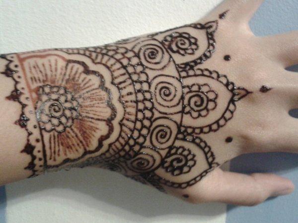 Eid Mehndi (Henna)