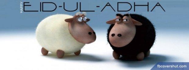 Happy Eid Ul Adha Facebook Cover