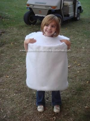 Homemade Halloween Costume For kids