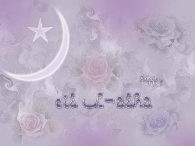 happy eid ul adha hd background