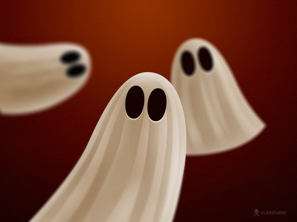 Halloween Ghosts