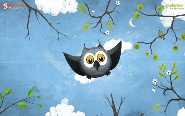 cute owl wallpaper for iphones